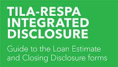 TILA-RESPA Integrated Disclosure Requirement Course